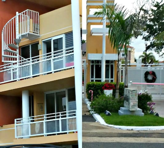 Upscale CONDO Deal U Can't Refuse! 24hr Guard@Gate - Vega Alta - Lyxvåning