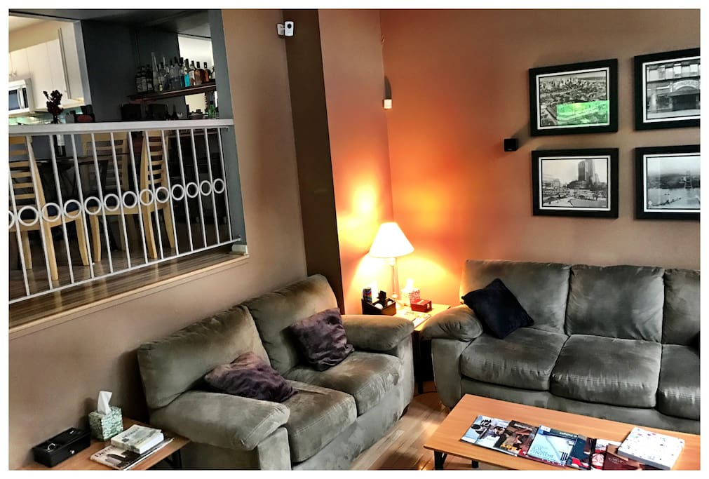 Living Room (Reverse Angle)
