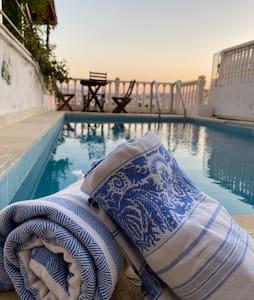 Amazing view in triplex villa with private pool