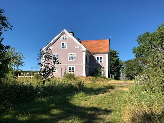 Kattedal mangårdsbyggnaden