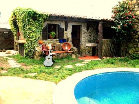 Casa da Ursa - privet studio w/ swiming pool