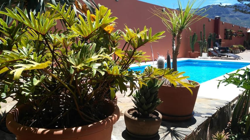 """""""Villa Quinta de Vals"""" private pool. - Valsequillo - Villa"""