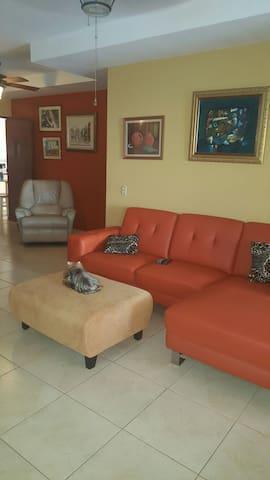 Habitación privada, cómoda - Guararé
