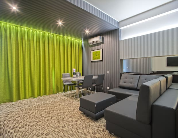 """Апарт отель """"Бристоль"""" - Lazarevskiy - Apartment-Hotel"""