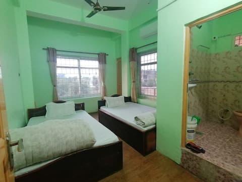 Madhukunda Homestay near Lumbini - Deluxe Room
