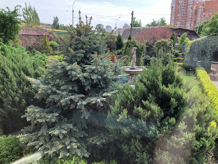 Уют и комфорт частного дома м.Академгородок