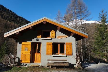 Chalet paisible en pleine montagne - Bramans - 独立屋