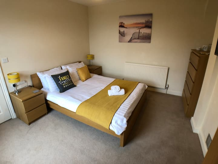Comfortable Room - 5 min to the Marina