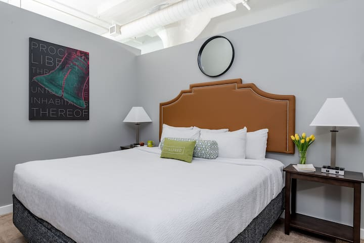 Gorgeous One Bed at 509 Vine