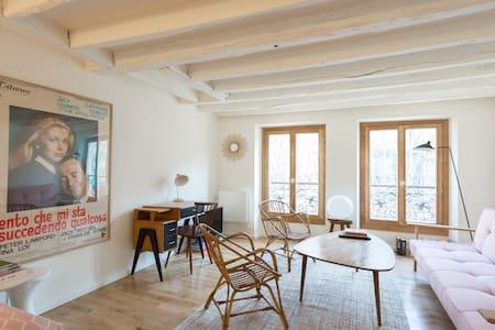Cosy loft in Historical Paris 5th near Notre Dame