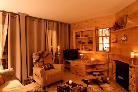 Alpine Chic - Samedan - Appartement