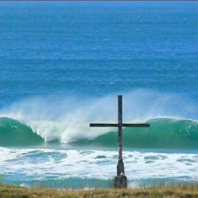 Praia Pico da Cruz