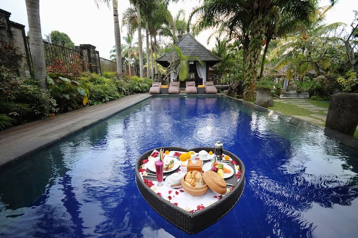 New Luxury Boutique Hotel 50% off Tegallalang Ubud