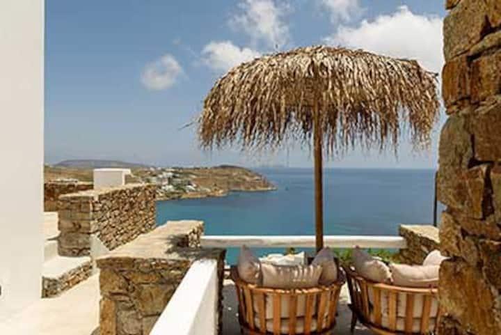 GRSTMY203-7 Belvedere Suite Mykonos