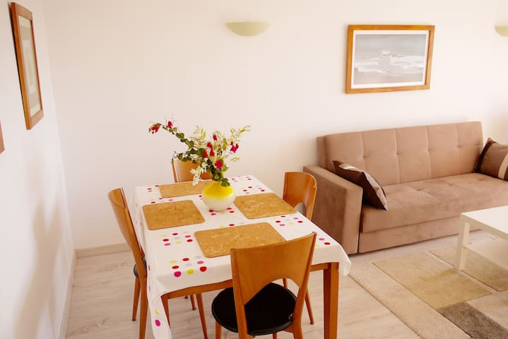 Ocean view, pool and beach within walking distance - Sagres - Pis