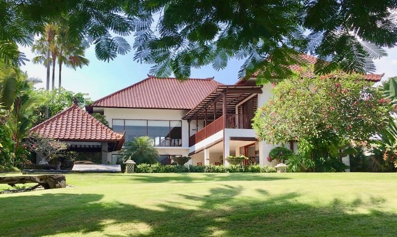 Luxe stay among serene rice paddies