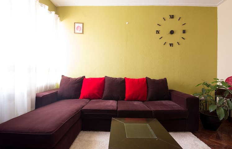 Private 1 bedroom Westlands Apt. 600usd monthly