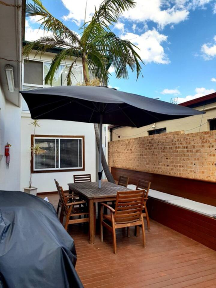 Standard Double Room 200M to ManlyBeach, Free Wifi