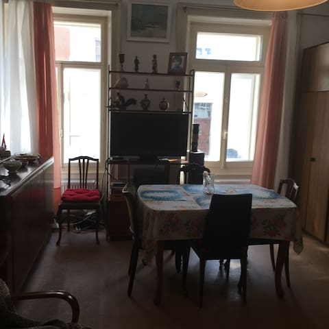 Appartement au Sentier