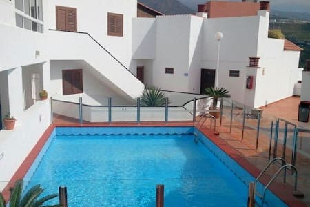Beautiful apartment with pool. Wi-Fi - Arona - Pis