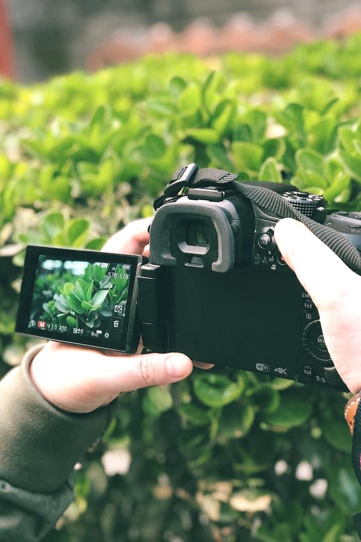 学会善用手中的相机镜头