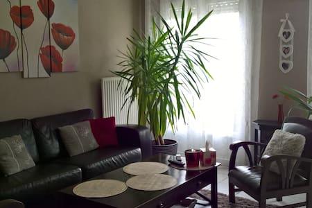 Maison/jardin calme proche centre de NANTES (5km) - Rezé - Дом