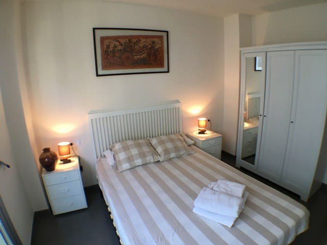 Apartamento rural en Avinyo. Ideal Familias