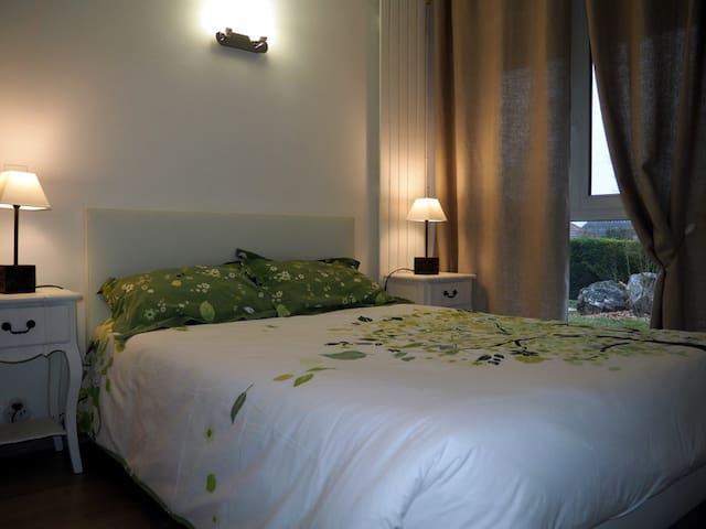 Chambre et petit déjeuner - Chalifert - Bed & Breakfast