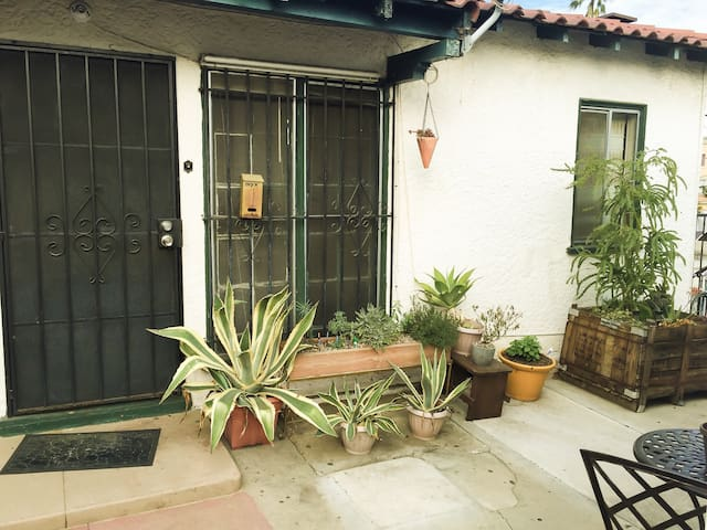 Spanish Style Bungalow in Echo Park