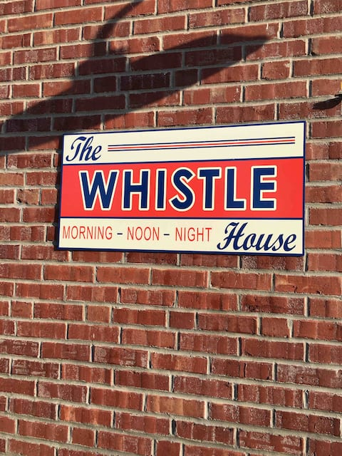 The Whistle House