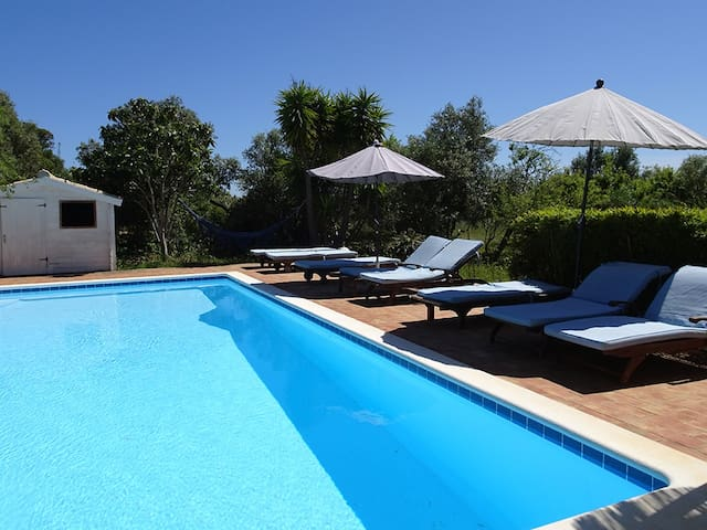Double Room with Sun Terrace and Shared Pool