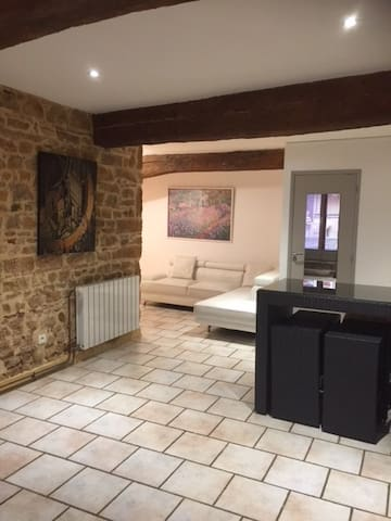 Appartement Rue Nationale - Centre de Villefranche
