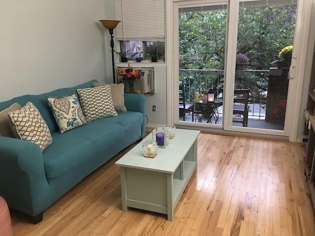 Peaceful Private Room 15mins From Midtown