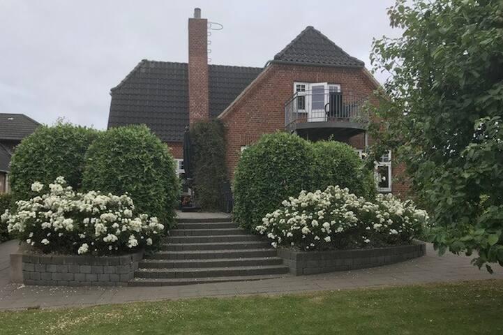 Nice big family-house  near natur and Legoland