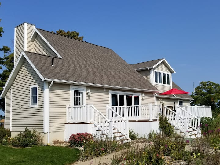 Grandview Farmhouse NEW! More Pics Coming Soon!