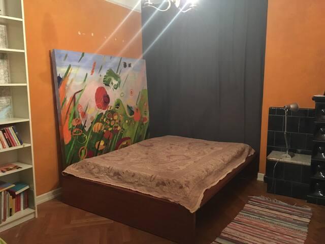 Gemütliches Zimmer in Stadtwaldnähe