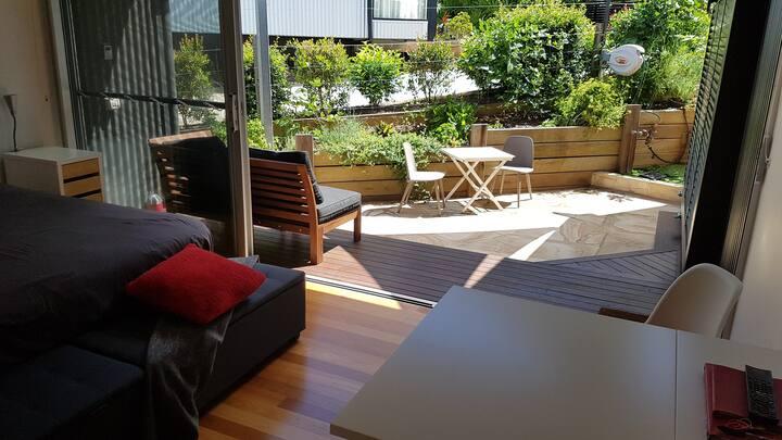 Garden Gateway Guest room- Eumundi