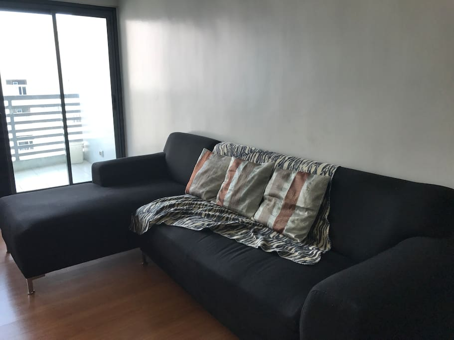 Sofa bed for 2 pax