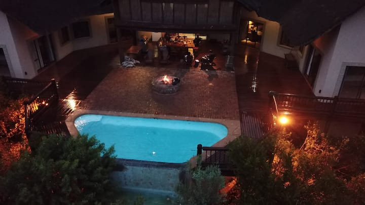 Impala Private Game Lodge, Mabalingwe