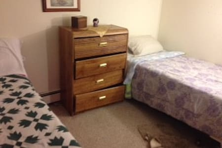 Nice room for two near Harvard University - Appartamento