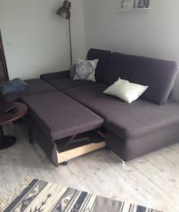 2 Zimmer Whg mit Blick ins Grüne - Coburg - Apartamento