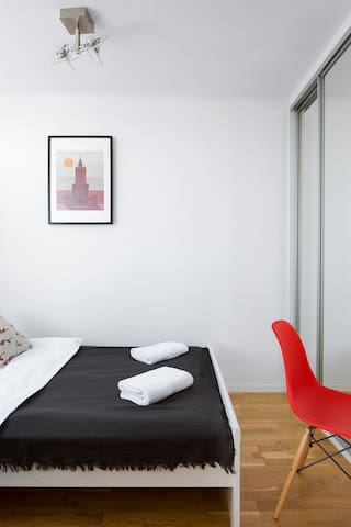 Fresh Central Apartment