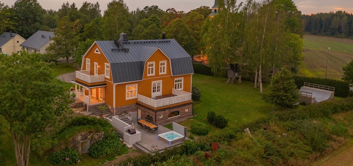 Beautiful nature, privacy - 35min from Helsinki