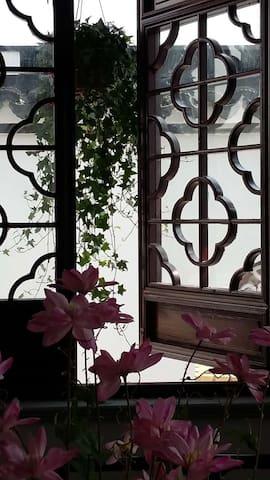 喜園-东山碧螺山坳间晨闻鸟鸣、夜览星月、沉浸茶香别致居墅 - Suzhou - Villa
