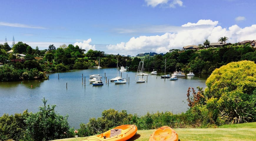 TIDESIDE at Waipapa Inlet - Kerikeri - Apartament