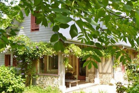 Chambre d'hôte de charme - Morainville-Jouveaux - Penzion (B&B)