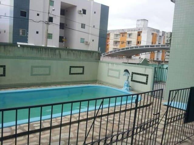 Apartamento em João Pessoa - Dezembro e Janeiro - João Pessoa - Leilighet