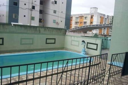 Apartamento em João Pessoa - Dezembro e Janeiro - João Pessoa