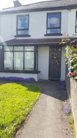 Glasheen (8 people) City House & Parking - Cork - Casa