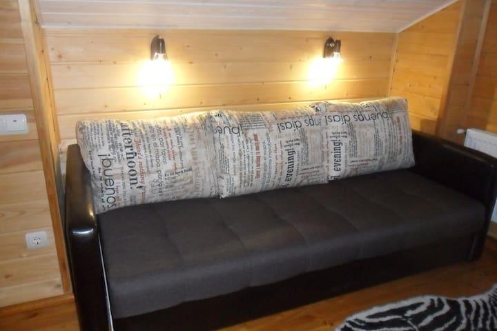 Уютный номер на двоих - Суздаль - Huis